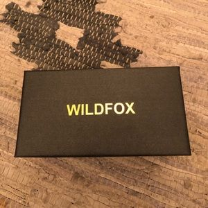 BRAND NEW Wildfox Sunglasses